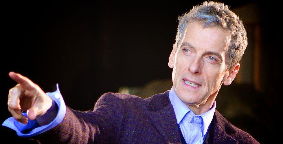 Twelfth Doctor Who Peter Capaldi